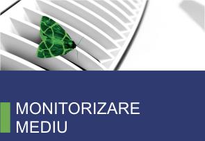 Produse pentru monitorizarea mediului