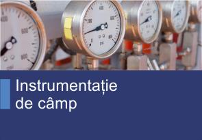 Instrumentatie de camp - Produse TehnoINSTRUMENT
