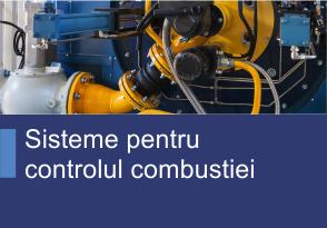 Sisteme pentru controlul combustiei - Produse TehnoINSTRUMENT
