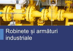 Robinete si armaturi industriale - Produse TehnoINSTRUMENT