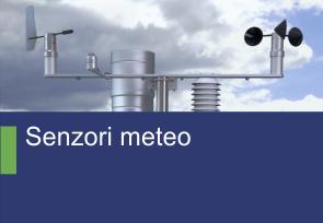 Senzori meteo - Produse TehnoINSTRUMENT