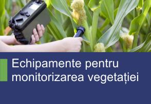 Echipamente pentru monitorizarea vegetatiei - Produse TehnoINSTRUMENT