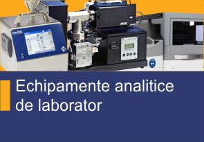 Echipamente analitice de laborator - Produse TehnoINSTRUMENT
