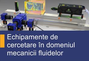 Echipamente de cercetare in domeniul mecanicii fluidelor - Produse TehnoINSTRUMENT