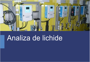 Analiza de lichide - Produse TehnoINSTRUMENT