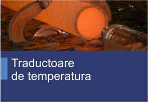 Traductoare de temperatura - Produse TehnoINSTRUMENT