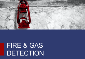 Fire and gas detection - TehnoINSTRUMENT Products