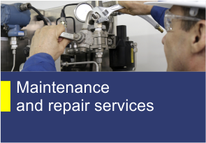 Maintenance and repair services - TehnoINSTRUMENT Products