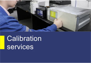 Calibration services - TehnoINSTRUMENT Products