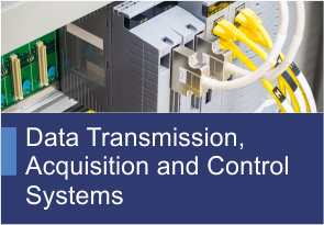 Data Transmission, Acquisition and Control Systems - TehnoINSTRUMENT Products