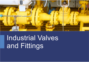 Industrial Valves and Fittings - TehnoINSTRUMENT Products