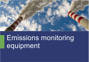 Emissions monitoring equipment - TehnoINSTRUMENT Products