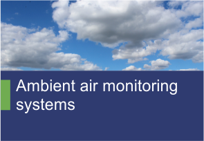 Ambient air monitoring systems - TehnoINSTRUMENT Products