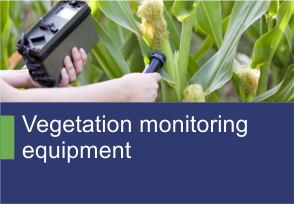 Vegetation monitoring equipment - TehnoINSTRUMENT Products