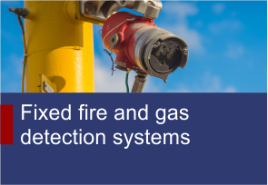 Fixed fire and gas detection systems - TehnoINSTRUMENT Products