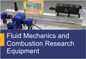 Fluid mechanics and Combustion research equipment - TehnoINSTRUMENT Products