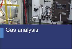 Gas analysis - TehnoINSTRUMENT Products