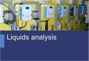 Liquids analysis - TehnoINSTRUMENT Products