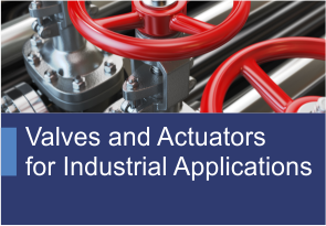 Valves and Actuators for industrial applications - TehnoINSTRUMENT Products