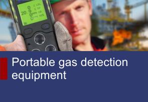 Portable gas detection equipment - TehnoInstrument