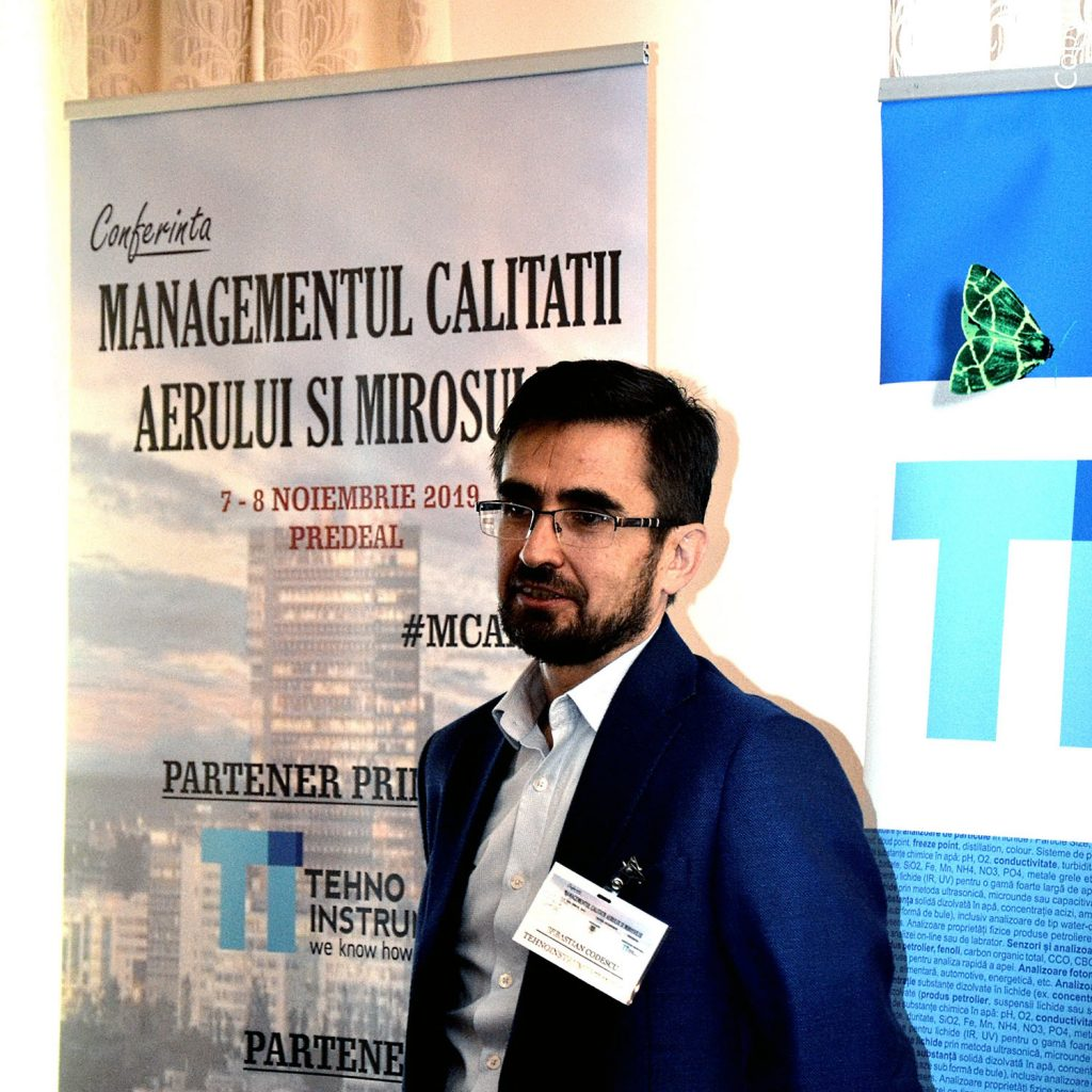 Sebastian Codescu - TehnoIntrument Ploiesti